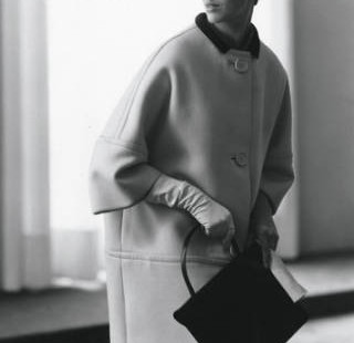 Tom Kublin dzięki uprzejmości Balenciaga Archives Paris