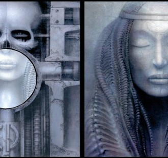 1973 ELP - Giger - Brain Salad Surgery Blog