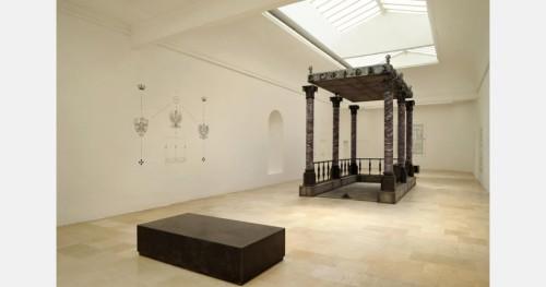 """""""Figury niemożliwe"""" – wystawa w Pawilonie Polskim na 14. Biennale Architektury w Wenecji, fot. Wojciech Wilczyk (www.culture.pl)"""